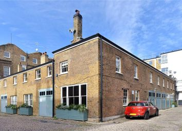 Thumbnail 3 bed mews house for sale in Montagu Mews North, Marylebone