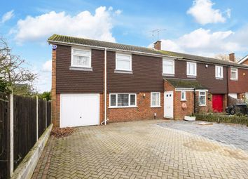 Thumbnail 5 bed property to rent in The Brambles, Chigwell