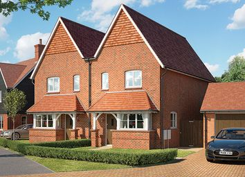 "Thumbnail 3 bed property for sale in ""The Sherwood"" at Horsham Road, Cranleigh"