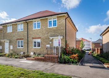 Thumbnail 3 bed property for sale in Hobnail Path, Aylesham, Canterbury