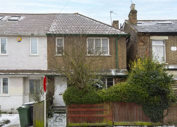 Thumbnail 3 bed end terrace house for sale in Barclay Road, Walthamstow, London