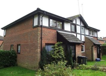 Thumbnail 1 bed end terrace house to rent in Buller Close, Crowborough