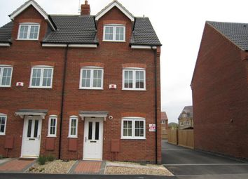 Thumbnail 4 bed property to rent in Livingstone Drive, Spalding, Lincolnshire