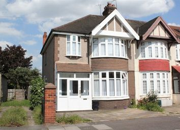 Thumbnail 3 bedroom end terrace house for sale in Malvern Drive, Seven Kings, Essex