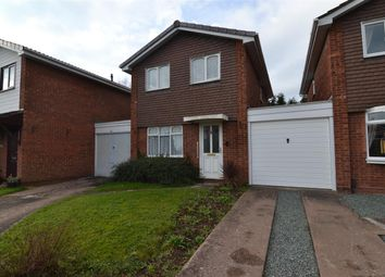 Thumbnail 3 bed link-detached house for sale in Baxter Green, Doxey, Stafford