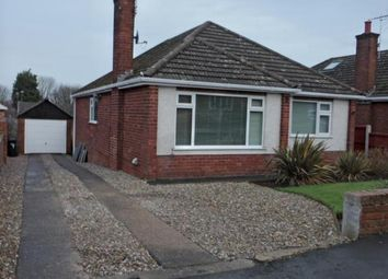 Thumbnail 2 bed bungalow for sale in Melbreck Avenue, Hawarden, Deeside, Flintshire