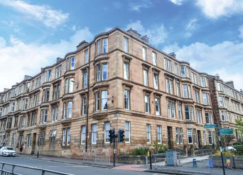 Thumbnail 3 bedroom flat for sale in West Princes Street, Glasgow