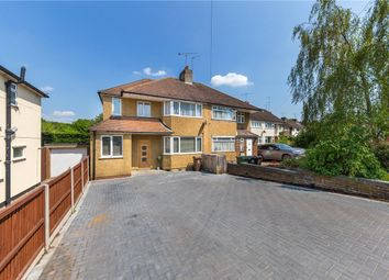 Thumbnail 3 bed semi-detached house for sale in Beech Road, St. Albans, Hertfordshire