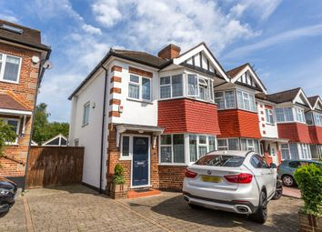 Thumbnail 3 bed semi-detached house to rent in Rodney Road, London