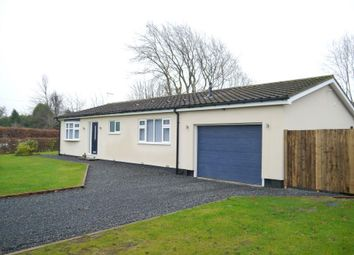 Thumbnail 3 bed detached bungalow for sale in Hawthorn Way, Ponteland, Newcastle Upon Tyne