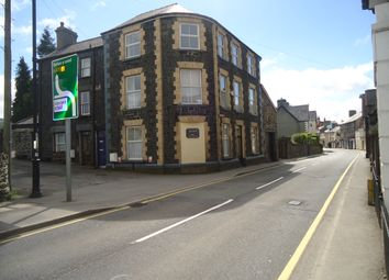 Thumbnail 2 bed flat to rent in Station Road, Llanrwst