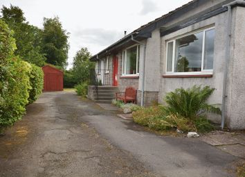 Thumbnail 4 bedroom detached bungalow for sale in Montgomery Place, Buchlyvie, Stirling