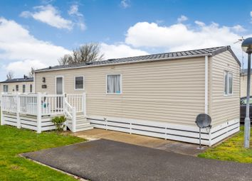Thumbnail 2 bed mobile/park home for sale in Martello Beach Caravan Park, Eastbourne Road, Pevensey