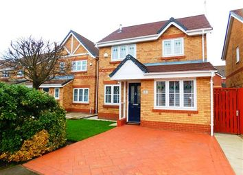 Thumbnail 3 bed detached house for sale in Chadwick Way, Kirkby, Liverpool