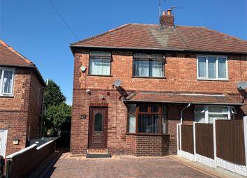 Thumbnail 3 bed semi-detached house for sale in Raines Park Road, Worksop, Nottinghamshire