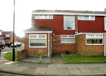 Thumbnail 3 bedroom lodge to rent in Boreham Close, Wallsend