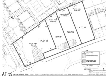 Land for sale in Chaucer Way, Manadon, Plymouth, Devon PL5