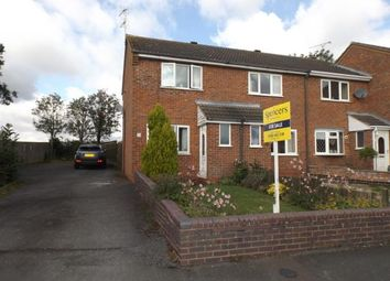 Thumbnail 1 bed end terrace house for sale in Long Grey, Fleckney, Leicester, Leicestershire
