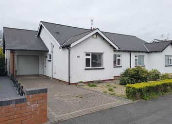 Thumbnail 2 bed semi-detached bungalow for sale in Westward Rise, Garden Suburb, Barry