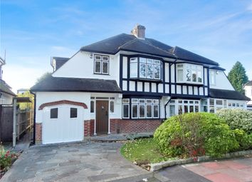 Thumbnail 4 bed semi-detached house to rent in The Mead, Beckenham, Kent
