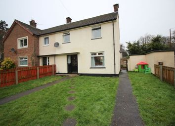 Thumbnail 3 bed terraced house for sale in Beech Grove, Dunmurry, Belfast