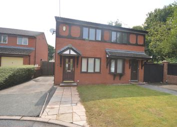 Thumbnail 2 bed property to rent in Llandaff Close, Great Sutton, Ellesmere Port
