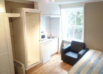 Thumbnail Studio to rent in Matheson Road, West Kensington/Barons Court