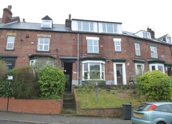Thumbnail 5 bedroom terraced house for sale in Cowlishaw Road, Sheffield, South Yorkshire