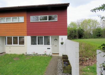 Thumbnail 3 bed end terrace house for sale in Portrush Close, Bletchley, Milton Keynes