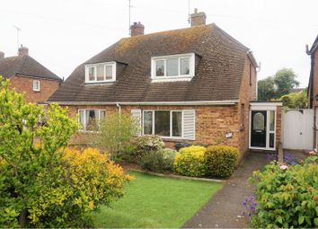 Thumbnail 2 bed semi-detached house for sale in Albemarle Road, Ashford