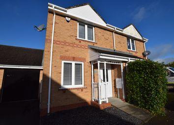 2 bed semi-detached house to rent in Hallgate Close, Oakwood, Derby DE21
