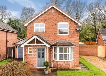 3 bed detached house for sale in St. Anthony Place, Winwick, Warrington WA2