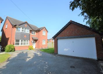 Thumbnail 5 bed detached house for sale in Mancot Lane, Mancot, Deeside