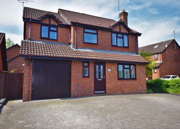 Thumbnail 4 bed detached house for sale in Hatch Warren, Basingstoke