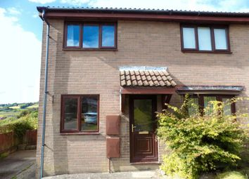 Thumbnail 2 bed semi-detached house to rent in Heol Cwm Ifor, Caerphilly