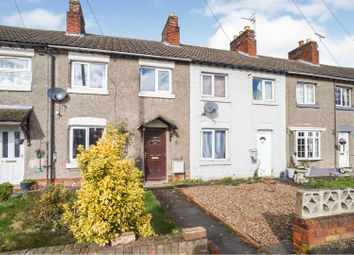 Thumbnail 3 bed terraced house for sale in Shortheath Road, Moira, Swadlincote