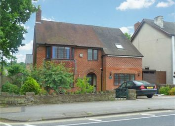 Thumbnail 4 bed detached house for sale in Chatsworth Road, Chesterfield, Derbyshire
