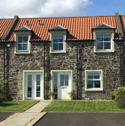 Thumbnail 3 bed terraced house for sale in Pitlethie Steadings, Leuchars, Fife
