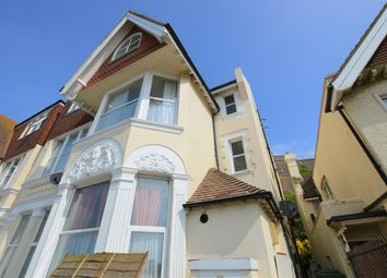 Thumbnail 3 bed flat to rent in Grosvenor Crescent, St Leonards On Sea, East Sussex
