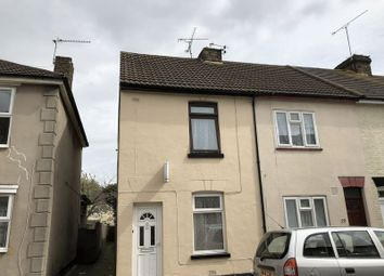 Thumbnail 2 bed end terrace house to rent in West Street, Gillingham