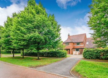 Thumbnail 5 bed detached house for sale in Portland Drive, Willen, Milton Keynes, Bucks