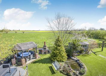 Thumbnail 4 bed detached house for sale in Lady Lane, Wainfleet, Skegness