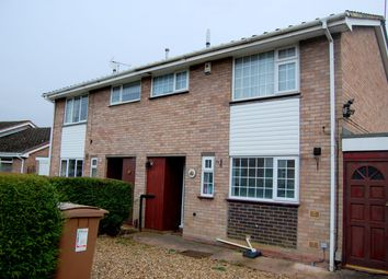 Thumbnail 3 bed property to rent in Ravenswood Crest, Stafford