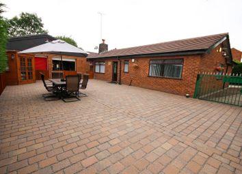 Thumbnail 5 bedroom detached bungalow for sale in Barton Lane, Eccles, Manchester