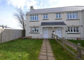 Thumbnail 3 bed end terrace house for sale in St. Peters Road, Johnston, Haverfordwest
