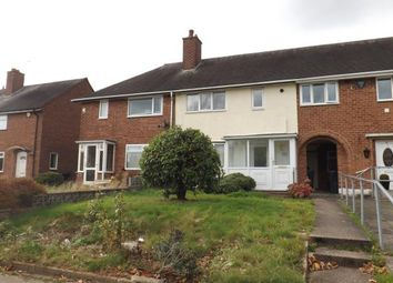 Thumbnail 2 bed terraced house for sale in Timberley Lane, Shard End, Birmingham, West Midlands