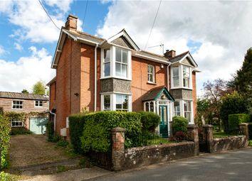 Thumbnail 3 bed detached house for sale in Poplar Hill, Shillingstone, Blandford Forum, Dorset