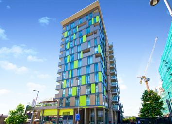 Thumbnail 1 bed flat for sale in Elizabeth House, High Road, Wembley