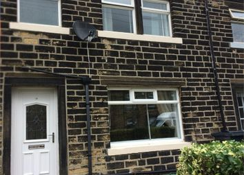 Thumbnail 2 bed terraced house for sale in Main Road, Denholme, Bradford, West Yorkshire