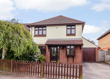 Thumbnail 3 bed semi-detached house for sale in Roman Road, Mountnessing, Brentwood
